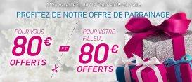 80€ offerts pour l'ouverture d'un compte Boursorama Banque via un parrain jusqu'au 28/01/2015